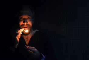Noel Macabre. Photo by Hedvig Jalhed.